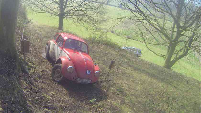 Paul Khambatta - VW Beetle